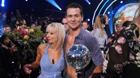 COMEBACK: Den tidligere «Skal vi danse»-vinneren Aleksander Hetland gjør comeback på parketten lørdag kveld.