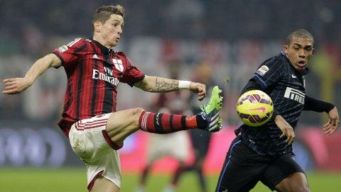 LIVERPOOL-RETUR: Fernando Torres kan være på vei tilbake til Liverpool.