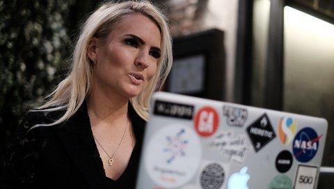 Tech-gründer Isabelle Ringnes: Teknologi, mangfold og likestilling er områdene hun brenner for.