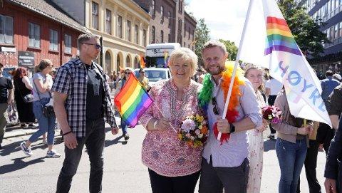 Både Erna Solberg og Bent Høie har prinsipielle innvendinger mot å forby såkalt konverterteringsterapi. Og bakom lurer Kristelig Folkeparti.