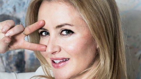 SATSER PÅ MENN: Jeanette Dyhre Kvisvik starter ny nettbutikk.
