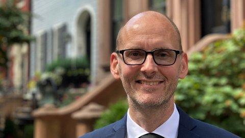 TOPPØKONOM: Torsten Slok er sjeføkonom for Apollo Global Management.