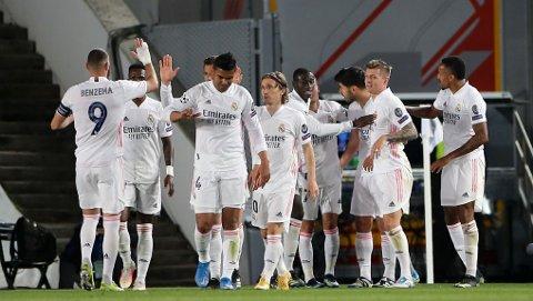 Real Madrid slo ut Liverpool i Champions League denne uken. Nå er det Getafe sin tur til å prøve seg mot Karim Benzema & Co.