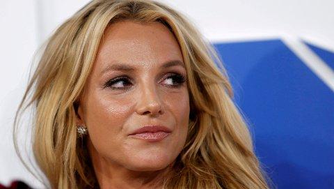 I HØRING OVER TELEFON: Britney Spears var i en ny høring om vergemålet onsdag.