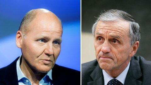 KRITISK: Inge K. Hansen mener Sigve Brekke bør fjernes fra toppsjef-jobben i Telenor. Spesielt jukset med CV'en gjør at Hansen mener Brekke bør gå.