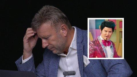 MYE OMTALT: Nicolay Ramms karakter i humor- og underholdningsprogrammet «Japanese Ramm-Show», som ble laget i sammenheng med OL i Tokyo i sommer, har skapt mye debatt.