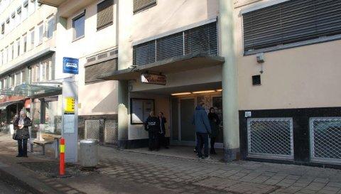 SMITTE: Flere elever ved danseskolen Bårdar på Tullinløkka er lagt inn på sykhus med tuberkulose.