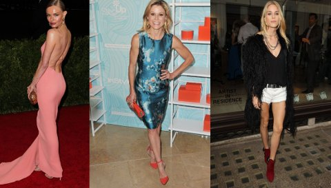 Flere store stjerner og trendsettere begynner å gå drastisk ned i vekt. Her kan du se Kate Bosworth, Julie Bowen og den britiske it-jenta Mary Chateris. Alle har gått mye ned i vekt de siste ukene.