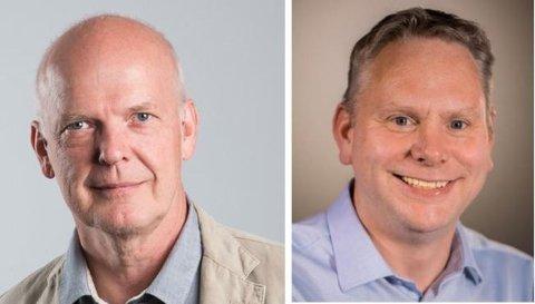 Øyvind Kirkevold og Bjørn Henning Østenstad.