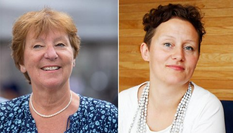 MEST OG MINST: Oslo-ordfører Marianne Borgen (SV) tjener mest av ordførerne i de største byene, mens Tromsø-ordfører Kristin Røymo (Ap) tjener minst.