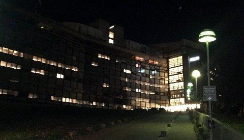 Det er Oslo politidistrikt som etterforsker narkosaken skuespilleren er siktet i. Bildet viser Politihuset på Grønland i Oslo sentrum.