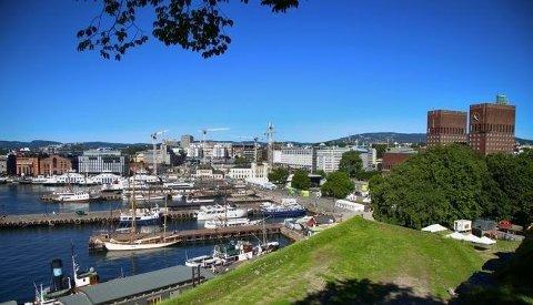 Leieprisene vil stige mest i Oslo sentrum.