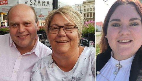 - KINKIG SITUASJON: Odelsdatter Susanne Horpestad er fortvilet over situasjonen hun og foreldrene har havnet i. Foto: Privat