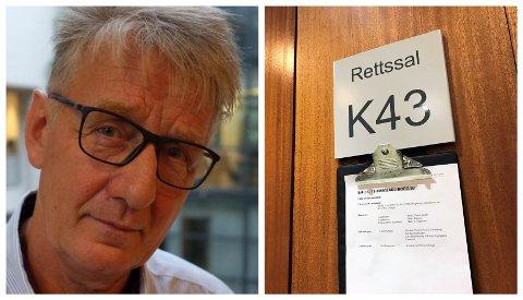 TAPTE: Lærer Clemens Saers tapte sin ankesak mot Oslo kommune i Borgarting lagmannsrett. Han vurderte å anke til Høyesterett, noe han nå gjør.