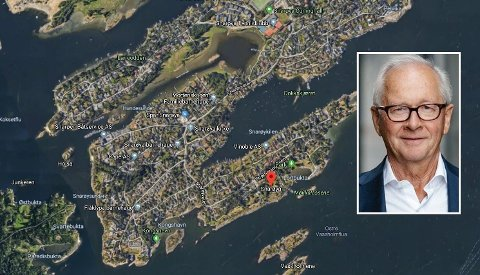 NY REKORD: Tom Elliot Johnsen kan sette ny norsk og nordisk prisrekord på Snarøya.