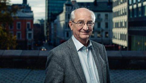 HVA VAR DET JEG SA: Martin Mæland advarte allerede i 2012 mot utviklingen i Oslos boligmarked, lenge før renten var noe tema.