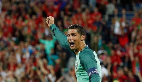 VIKITG: Cristiano Ronaldo sto for forarbeidet da Ricardo Quaresma scoret vinnermålet, på Portugals første store målsjanse, etter 116 dørgende kjedelige minutter mot Kroatia.
