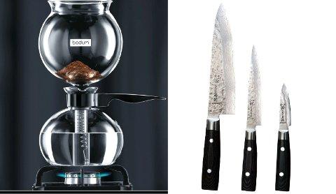 Man får aldri nok av kjøkkenutstyr som vi gjøre jobben på kjøkkenet enklere, morsommere og smartere.