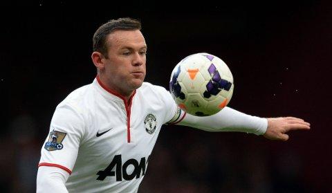 SKADEFRI: Wayne Rooney kan endelig få et skadefritt mesterskap.