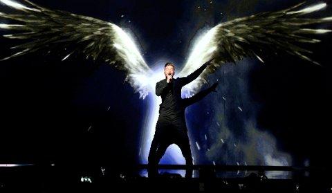Russiske Sergej Lazarev er den største favoritten i Eurovision Song Contest.