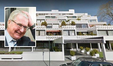 Fabian Stang kan gjerne klø seg i hodet og undre hvordan det er mulig å tjene så mye penger på én leilighet.