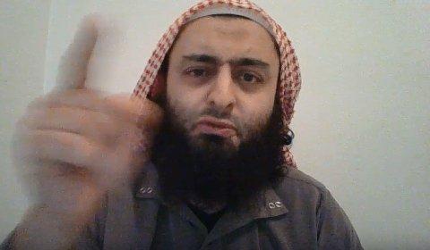 PÅGREPET: Islamisten Mohyeldeen Mohammad.