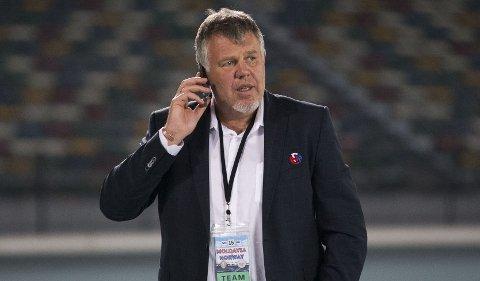 LOVER GRANSKNING: Kjetil Siem i Norges Fotballforbund.