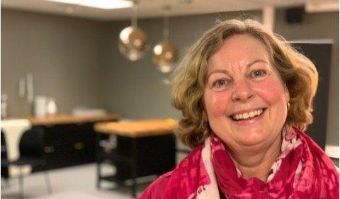 Berit Svendsen er utenlandssjef i Vipps, og konkurrerer mot kinesiske og amerikanske kjemper på verdensmarkedet. Hun var tidligere sjef i Telenor Norge.