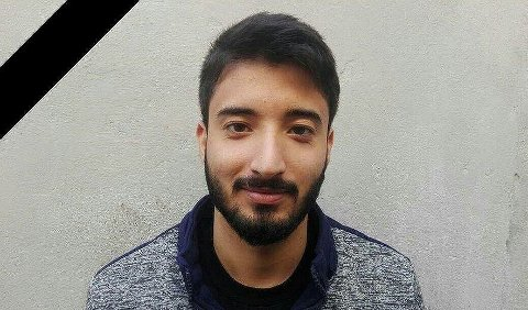 Ali Kazemi (22) ble tirsdag denne uken henrettet ved henging i et iransk fengsel. Iran har ratifiser FNs barnekonvensjon som forbyr dødsstraff for handlinger som er begått av mindreårige.