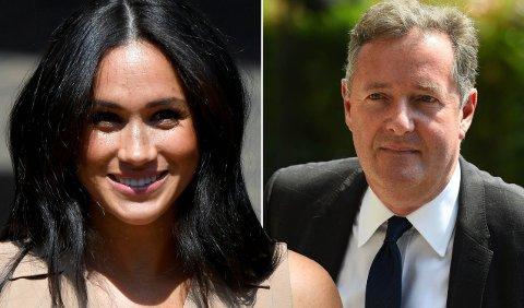 Piers Morgan har ved flere anledninger kritisert hertuginne Meghan for det meste. Nå innrømmer han at han til tider har gått for langt.