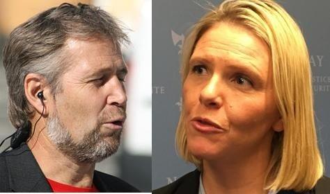 Er politiinspektør Arne Johannessen i sin fulle rett når han kritiserer statsråd Sylvi Listhaug?