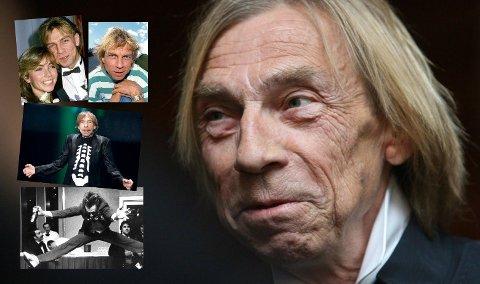 Jahn Teigen er død, og hele Norge sørger over ham.