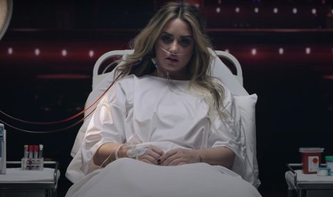 TOK OVERDOSE: Demi Lovato tok i 2018 en overdose som nesten kostet henne livet.
