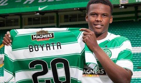 NY MANN: Dedryck Boyata er klar for Celtic.