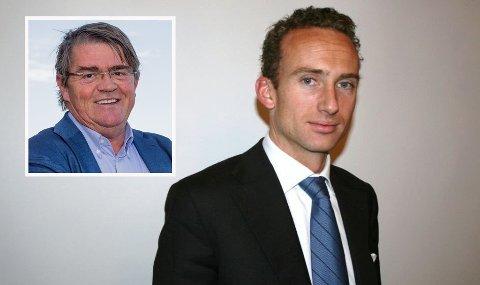 FÅR STØTTE: Jan Petter Sissener får støtte av Morten E. Astrup etter uttalelsene om at kvinner blir valgt fordi de er kvinner, og ikke nødvendigvis den dyktigste kandidaten.