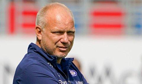 TAPTE MOT GAMLEKLUBBEN: Dag-Eilev Fagermo og Vålerenga tapte for Odd i cupens tredje runde.
