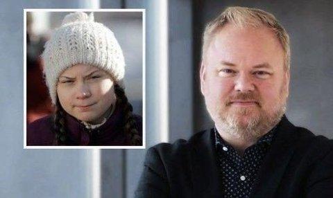 MÅ GÅ: Per Sigvardsson går på dagen fra jobben som XXLs sjef i Sverige etter at Greta Thunberg ble hetset på hans Facebook-side.