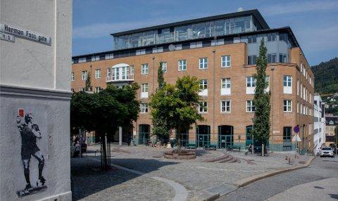 TESTET POSITIVT: To studenter har testet positivt i Bergen. Foto: NTB Scanpix