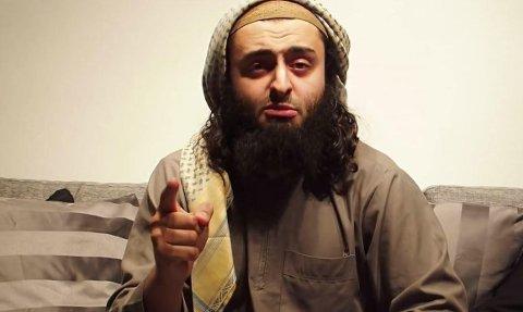 Den ekstreme islamisten Mohyeldeen Mohammad kan bli etterlyst internasjonalt.