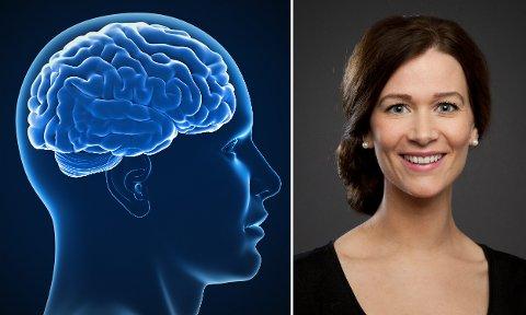FASCINERENDE ORGAN: Hjernen er kanskje et av kroppens mest spennende organ. Vi har plukket ut seks «fun facts» fra boka til lege Kaja Nordengen, «Hjernen er stjernen: ditt eneste uerstattelige organ».