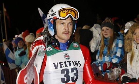 MÅ BLI HJEMME: Hopper Tom Hilde går glipp av verdenscuprennene i Russland.