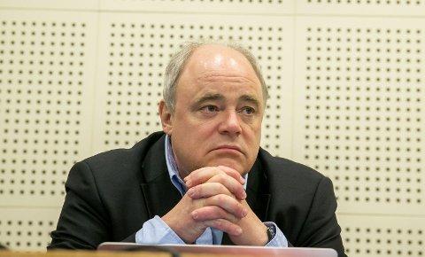 OSLO 20130226. Dagbladets John Olav Egeland fotografert i forbindelse med en rettssak.