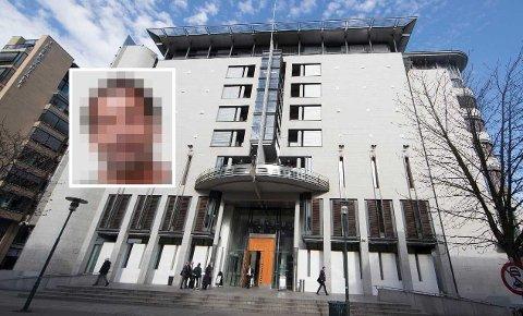 Mannen i 40-årene møtte i Oslo tingrett fredag for å få dommen.
