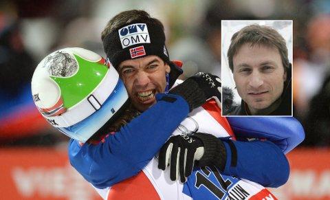 FORSTÅELIG: Espen Bredesen forstår godt hvorfor Anders Bardal velger å legge skiene på hylla.
