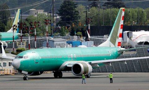 FEAR OF FLYING: Kabinansatte i American Airlines vil ikke fly med ulykkesflyet 737 Max. Foto: Ted S. Warren/ AP / NTB scanpix,