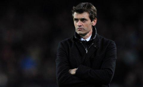 SYK: Tidligere Barcelona-trener Tito Vilanova er tilbake på sykehus.