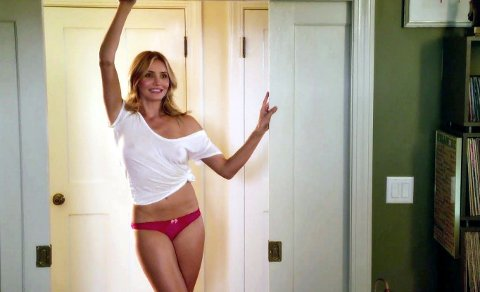 CAMERON DIAZ i filmen «Sex Tape».