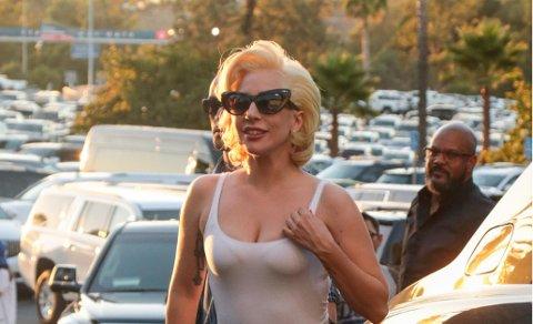 Lady Gaga har funnet lykken med Christian Carino.