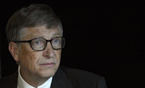 Microsoft-gründer Bill Gates sier han er bekymret for at framtidens globale helsesituasjon.