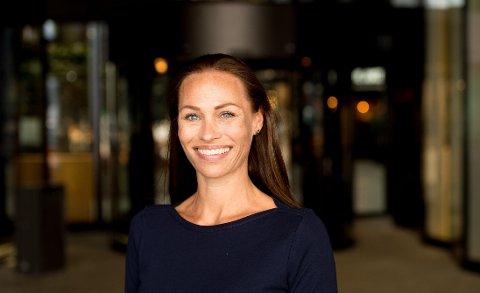 Cecilie Tvetenstrand. Danske Bank / Sturlason